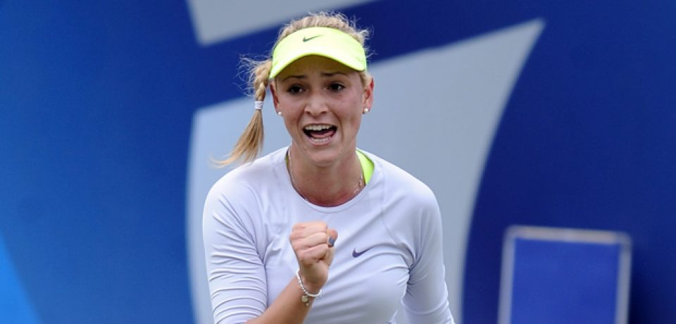 Donna Vekic into WTA Aegon Classic Final