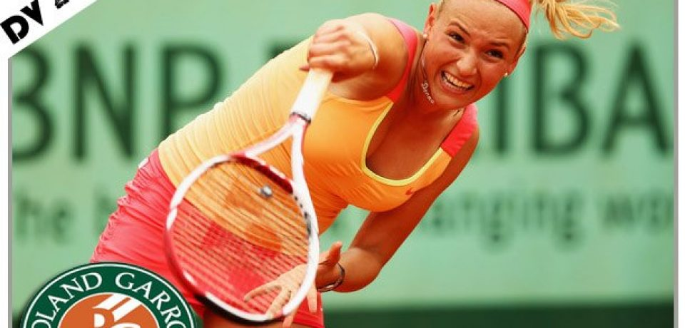 Donna Vekic 2012 Review