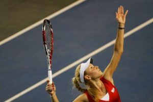 Donna Vekic Fed CUP